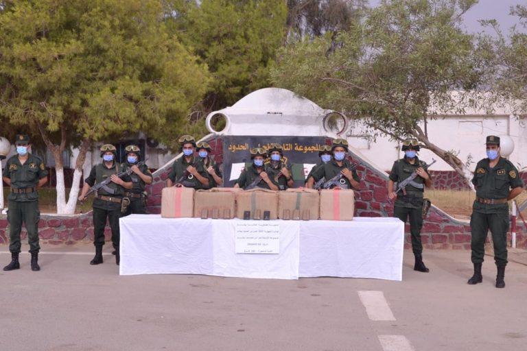 Lutte anti-terroriste: L'ANP passe au peigne fin les derniers retranchements des terroristes
