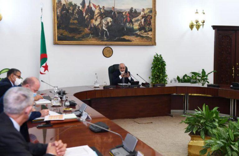 Communiqué de la réunion du Conseil des ministres (Texte intégral)