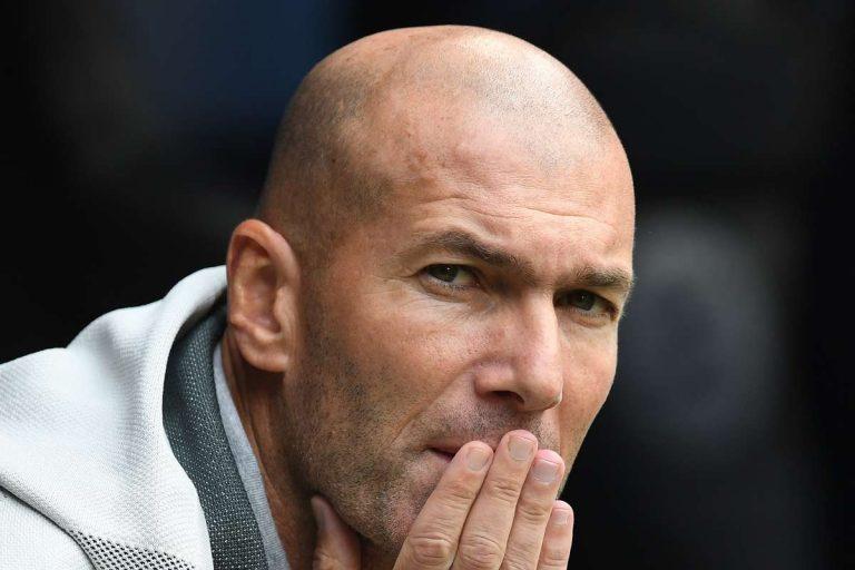 Fin de la magie Zidane ?