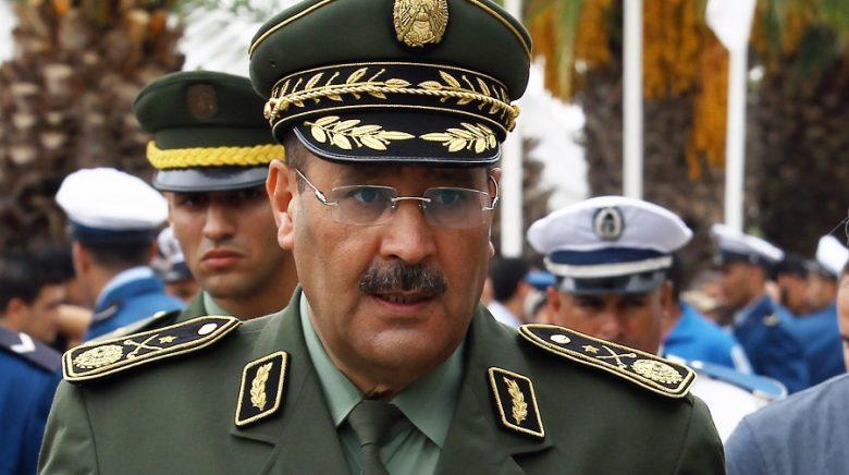 GENERAL GHALI BELKCIR EX COMMANDANT DE LA GENDARMERIE NATIONAL