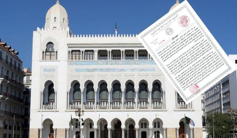 La wilaya d'Alger promet de sévir contre le non-respect des mesures préventives