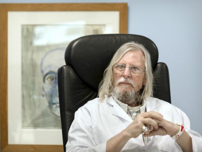 Pr Didier Raoult assène ses convictions : «  Je préfère le vaccin chinois aux autres… » DDD-696x522