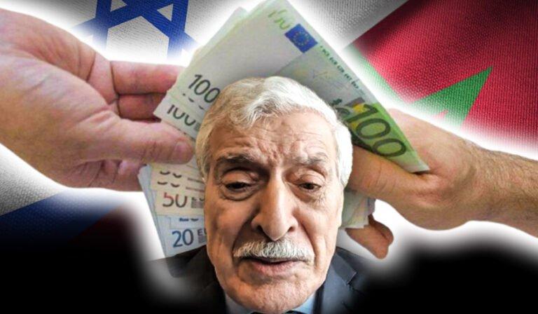 Financement du MAK : le Maroc verse à Ferhat Mehenni 250 000 Euros par mois