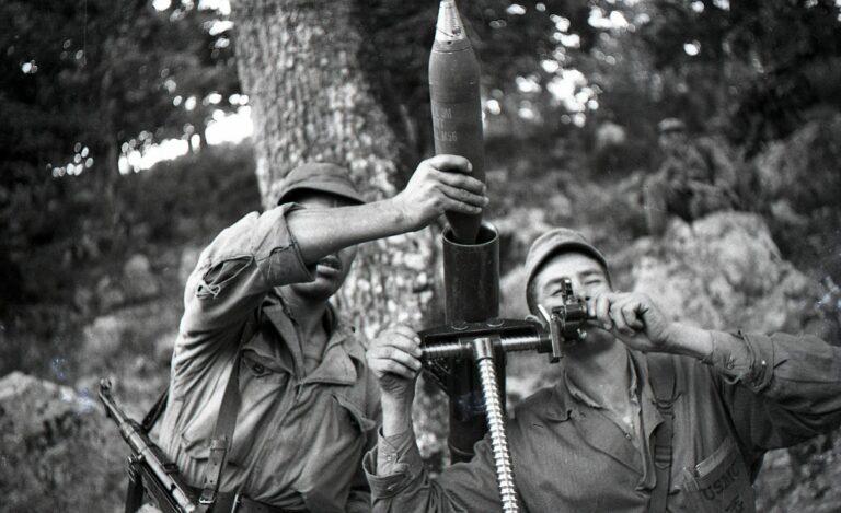 Des armes pour l'ALN : L'autre défi majeur