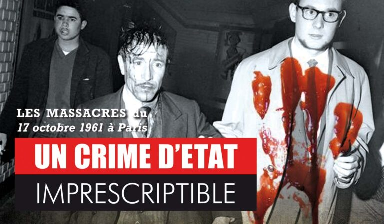 Un crime d'Etat : imprescriptible