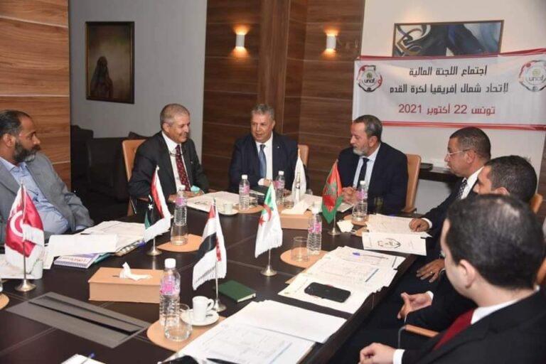 Football: Charaf-Eddine Amara élu vice-président de l'Union nord-africaine