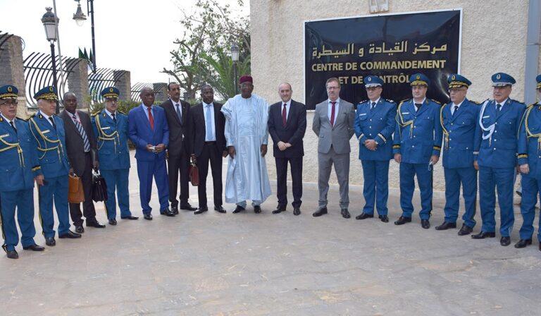 Ministre nigérien de l'Intérieur: AlkacheAlhada salue le professionnalisme de la police algérienne