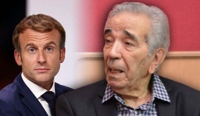 Daho Ould-Kablia réagit aux propos du président français : «Macron ne pouvait ignorer l'histoire»
