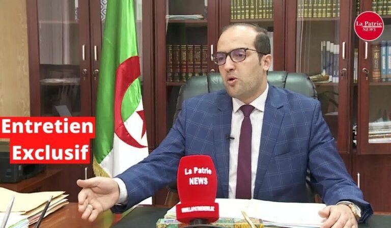 (Vidéo) Entretien exclusif avec le docteur Slimane Aradj, doyen de la faculté de sciences-po et des relations internationale