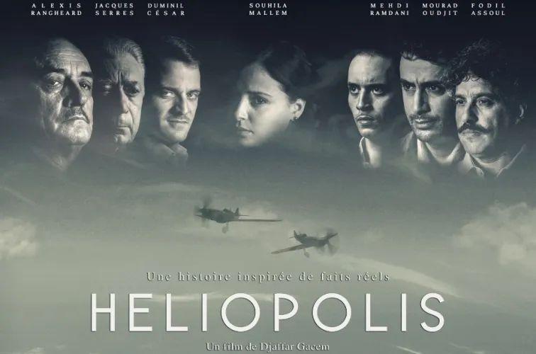 Heliopolis représentera l'Algérie aux Oscars : Djaffar Gacem exprime son bonheur