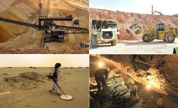 Exploration minière: hausse de 35% du budget mondial en 2021