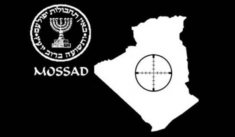 Révélations sur les cibles directes et immédiates du Mossad: L'Afrique et l'Algérie en ligne de mire