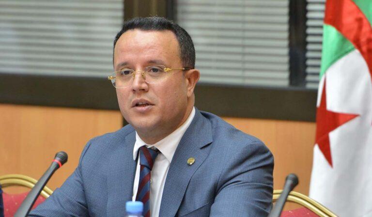 Mounder Bouden vice président de l'APN : « Le Parlement français, instrument de propagande contre l'Algérie »