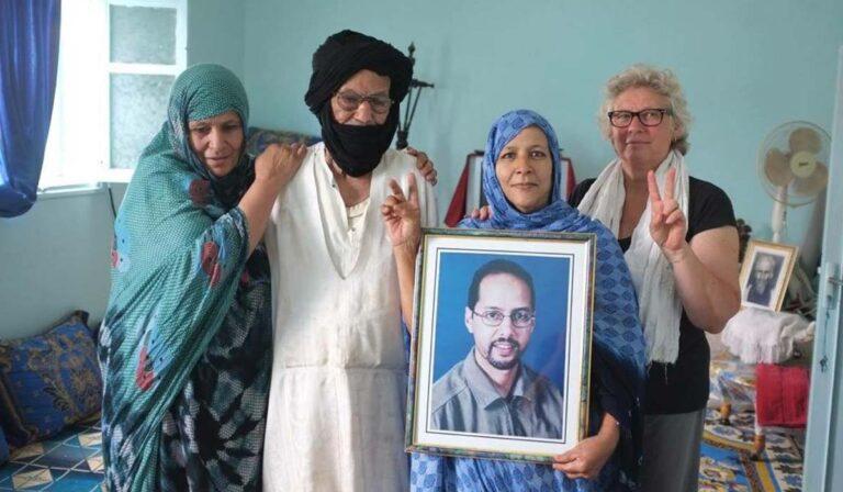 Infos La Patrie – Après l'entretien téléphonique qu'il a accordé à L'Huma: Le prisonnier politique Naama Asfari privé de téléphone